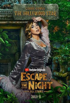 Escape The Night, Gang Up, Youtube Original, Joey Graceffa, Fandom, Hollywood Star, Season 4, Youtubers, Fan Art