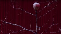 """""""The arm"""" in the red room, in """"Twin Peaks: The Return."""""""