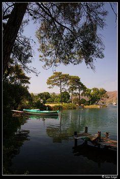 Ingiliz Limani (English Harbour), Gokova, Turkey Copyright: Selen Ediger