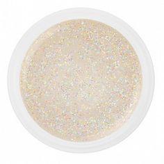 Million glitter UV gel rainbow