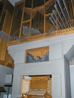 Meilahden kirkon urut, Chamade -torvet, äänikerta vaakatasossa