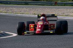 Alain Prost - Scuderia Ferrari 641 V12 - 1990 Formula one Season