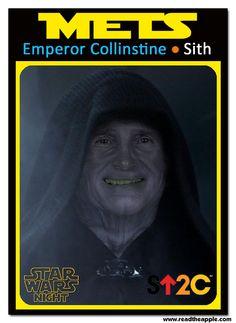 Emperor Collinstine - Sith