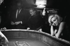 #marilyn gambling