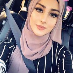 Image may contain: 1 person, closeup Hijabi Girl, Girl Hijab, Hijab Bride, Wedding Hijab, Wedding Dresses, Arab Girls, Muslim Girls, Muslim Brides, Beautiful Muslim Women