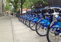 How I Learned to Stop Worrying and Love New York's Bike-Share