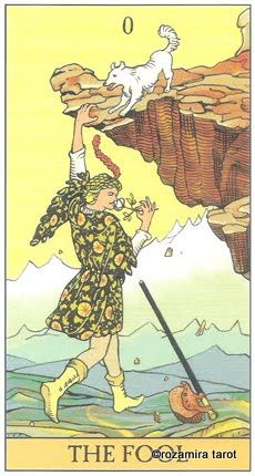The Fool After Tarot