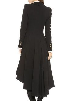awesome Nothing But The Best Gothic Steampunk Midnight Autumn Women Coat 140915138 Mocc ...