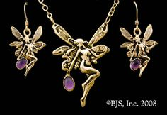 Gallery For > Fairy Pendant Necklace