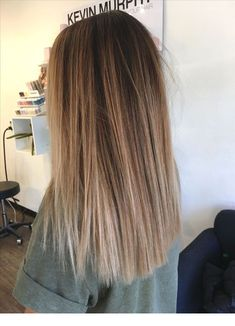 straight hairstyles for long hair balayage hair brunette; dark and straight balayage hairsty. Medium Length Hair Straight, Haircuts For Long Hair Straight, Medium Length Ombre Hair, Medium Hair Cuts, Meduim Length Hair, Long Hair Haircuts, Long Length Haircuts, Hairstyles For Medium Length Hair Easy, One Length Hair