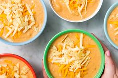 This Copycat Chicken Enchilada Soup Is Better Than Chili'sDelish