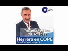 TOYYYY_ESTUDIANDO: # Tertulia Política con Carlos Herrera 25.10.17 CO...