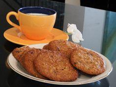 עוגיות שיבולת שועל בריאות
