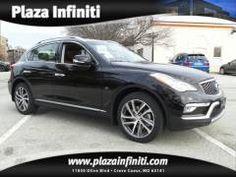 2016 Infiniti QX50 Base SUV(Malbec Black)Plaza Infiniti | Vehicles for sale in Creve Coeur, MO 63141