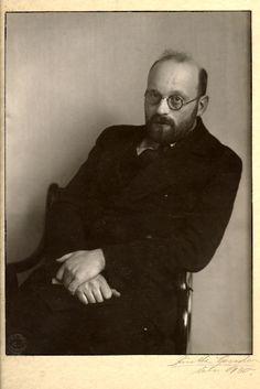 August Sander. Franz Esser 1929 Vintage Variante