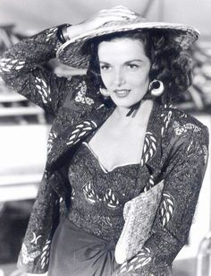 63b95f51e4df Jane Russell Old Hollywood Actresses