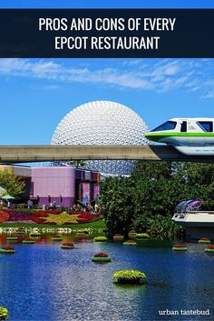 Pros and Cons of Every Epcot Restaurant Best Epcot Restaurants - Pros and Cons (and Tips!) Couponing to Disney Disney World - Epcot Pros and Cons of Every Epcot Restaurant Couponing to Disney Pros and Cons of Every Epcot Restaurant Disney World Resorts, Disney World Tipps, Disney World Food, Disney World Florida, Disney World Parks, Disney World Planning, Disney World Tips And Tricks, Disney World Vacation, Disney Vacations