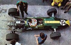 JIM CLARK #F1 #Formula1 #GrandPrix #GrandPrixF1 #Lotus #ClimaxF1 #LotusClimax #LotusBRM #LotusFord http://www.snaplap.net/driver/jim-clark/