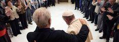 Portal de Notícias Proclamai o Evangelho Brasil: Papa Francisco se encontra com pastores pentecosta...