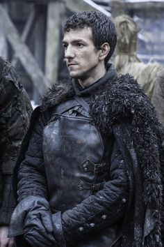 Josef Altin as Pypar, commonly called Pyp. Pypar is a steward in the Night's Watch and a friend to Jon Snow. Watch Game Of Thrones, Game Of Thrones Funny, Got Characters, Game Of Thrones Characters, Karl Tanner, Knights Watch, Game Of Thrones Images, Game Of Thrones Instagram, Black Castle