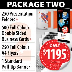 #EOFY $1195 Special: #businesscards + #presentationfolders + #flyers + #pullupbanner http://us9.campaign-archive2.com/?u=a1bc62315861a9c0207c4dad4&id=ada2433d8c&e=257de32e0c #print