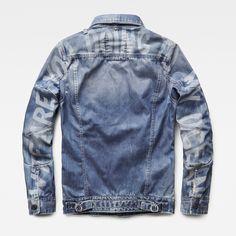 G-Star RAW | Men | 新着アイテム | Occotis 3301 3d Slim Jacket , Medium Aged