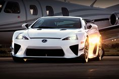 Lexus LFA Nürburgring Edition   Photo by John Holmes