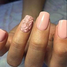 Beautiful delicate nails, Delicate nails, Everyday nails, Natural nails, Nude nails, Office nails, Pale nails 2016, Pale pink nails