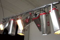 How to convert an illy can into a lamp #DIY #illy #illylovers