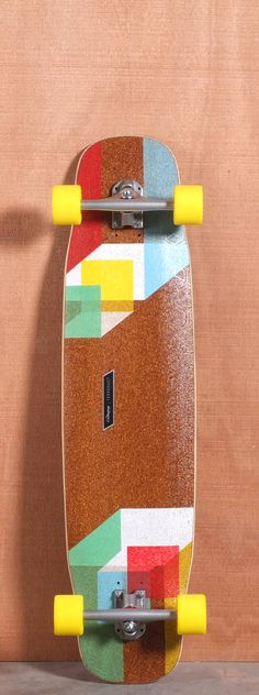 """The Loaded 39"""" Tesseract Longboard Complete"""