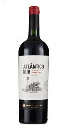 """Up-and-coming wine regions"", including a red from Uruguay, in our top 10 wines in the UK press"