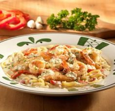 Olive Garden Shrimp Carbonara Copycat Recipe