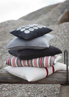 ChicDecó: Textiles escandinavos para el otoñoBeautiful Scandinavian textiles for Autumn