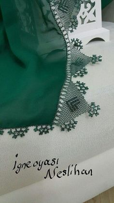 This Pin was discovered by Ayn Needle Lace, Needle And Thread, Baby Knitting Patterns, Crochet Patterns, Lace Art, Crochet Collar, Point Lace, Lace Making, Handicraft