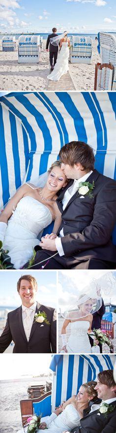 Am herrlichen Strand von Grömitz an der Ostsee feierten Mareike und Martin ihr Eheversprechen mit der ganzen Familie. Die zauberhaften Aufnahmen von Annie Rohse ließen uns an ihrem Glück teilhaben. http://www.weddingstyle.de/blog/?p=3688