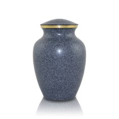 Memories Infant Cremation Urn for Ashes - Granite Style