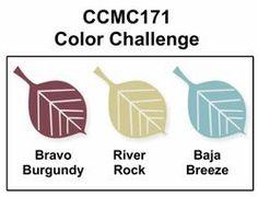 Bravo Burgundy, River Rock, Baja Breeze