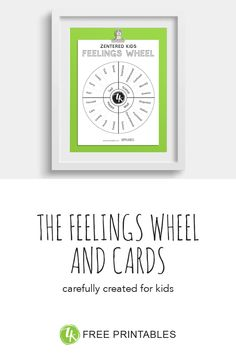 Learn all about Feelings, get free handouts to build Emotional Intelligence and help kids grow the Happy Habit of Caring for Feelings. Feelings Wheel, Feeling Used, Emotional Child, Help Kids, Child Care, Emotional Intelligence, Kids Cards, Digital Illustration, Kids Learning