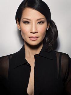 Lucy Liu stunning Lady