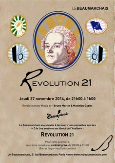 REVOLUTION 21