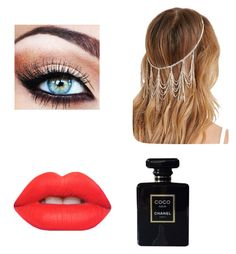 """Untitled #99"" by alexandragabriela2 on Polyvore featuring beauty, Lime Crime, Forever 21 and Chanel"