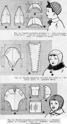 выкройки женских головных уборов своими руками: 14 тыс изображений найдено в Яндекс.Картинках