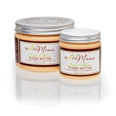 Tummy Butter- prevented me from getting a single stretch mark during my 1st pregnancy...still using it!