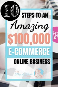 How to Start an E-commerce Business From Scratch for Beginners - Online Business Ideas Advertise Your Business, Start Up Business, Business Planning, Business Tips, Online Business, Business School, Business Women, E Commerce Business, Business Marketing