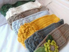 Headband SALE! Pattern crochet available too!