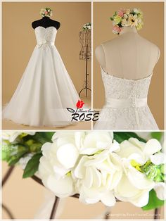 Hey, I found this really awesome Etsy listing at https://www.etsy.com/listing/191847021/a-line-sweetheart-wedding-dresses-with