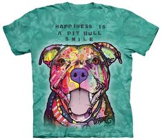 If you LOVE your Pit Bull 'Smile' then this shirt is a MUST have! NOTE: ==>> A Donation will be made to Pit Bull Rescue with each order. *** THESE are HIGH QUALITY Shirts You Will LOVE! *** This shirt #pitbull