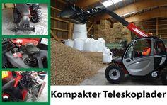 Manitou MT 420H New Buggy Teleskoplader im Fahrbericht #Praxistest #mediabel #fairleasen #Manitou #Landwirt #Teleskoplader