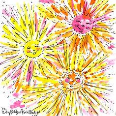 Fun in the SUN #lilly5x5