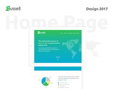 """Check out new work on my @Behance portfolio: """"TUSSELL WEBSITE 2017"""" http://be.net/gallery/48138221/TUSSELL-WEBSITE-2017"""